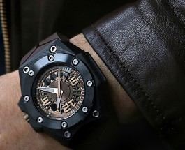 In Depth Replica Linde Werdelin Oktopus Moon Carbon In The World Of Luxury Watches