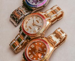The Most Luxury Replica Watch For Lady —Rolex Datejust Pearlmaster39