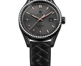 TAG Heuer Replica Watches Carrera with carats for Cara