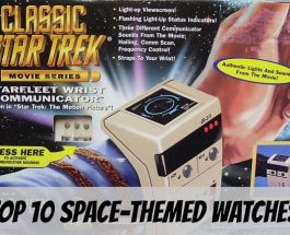 Top 10 Space-Themed Watches Perfect Clone Online Shopping