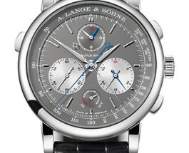 Replica Wholesale Suppliers A. Lange & Söhne – Triple Split : the chronograph in search of an application
