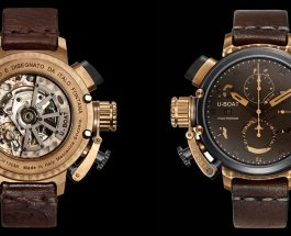 Swiss Replica U-boat U 51 Chimera Watches are Best Chronograph Movement