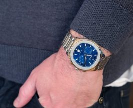 A Luxury Sport Replica Watch Piaget Polo S Chronograph For Sale